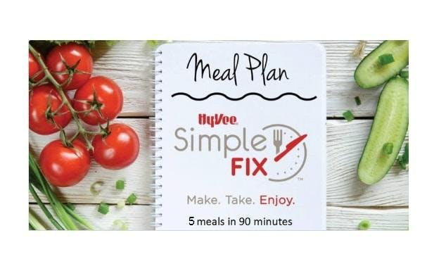 Simple Fix Meal Prepping Workshop: Family Fav