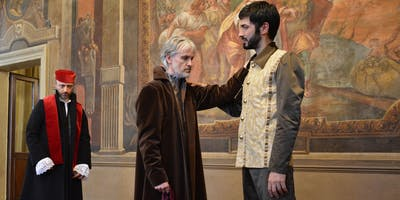 """""""The Merchant of Venice"""" per la Giornata della memoria"""