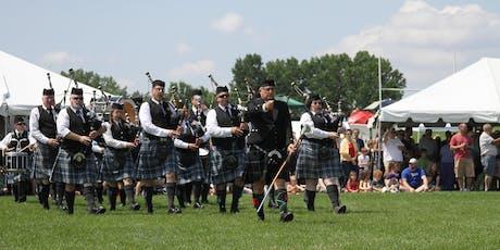 2019 Minnesota Scottish Fair & Highland Games tickets