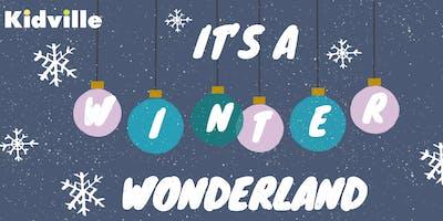 Winter Wonderland Event