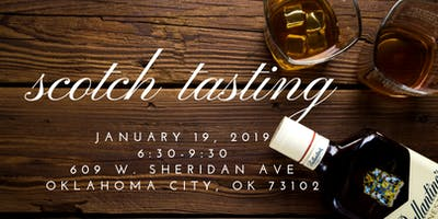 2019 Premier Scotch Tasting Event, benefiting Filling Tummies