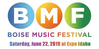Boise Music Festival 2019