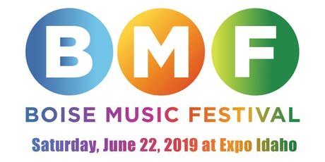 Boise Music Festival 2019 tickets