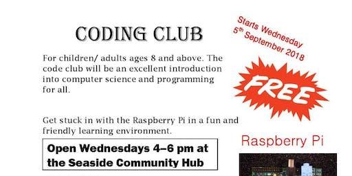 FREE Code Club