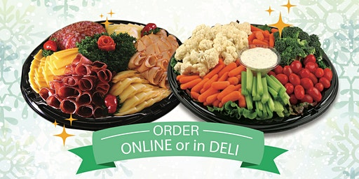 Order Party Time Platters