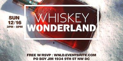 Whiskey Wonderland