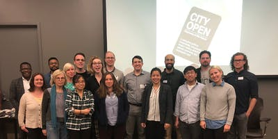 CITY OPEN Workshop – Fall 2018 - Holiday Social