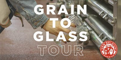 New Belgium Fort Collins Grain to Glass Tour