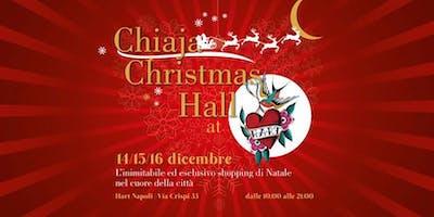 Chiaja Christmas Hall