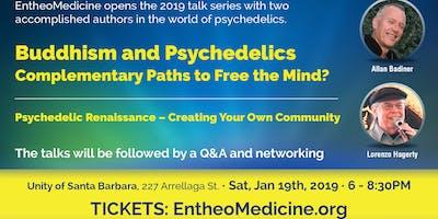 EntheoMedicine Live: ALLAN BADINER   LORENZO HAGERTY