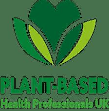 Plant-based health professionals UK logo