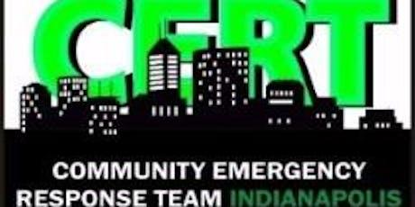 Community Emergency Response Team (CERT) Basic Training Course tickets