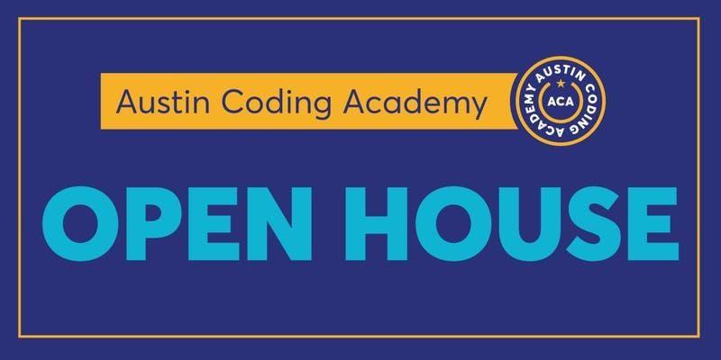 Austin Coding Academy Open House
