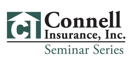 Connell's Summer 2019 Seminar