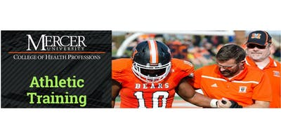 Athletic Training Information Session (ONLINE)