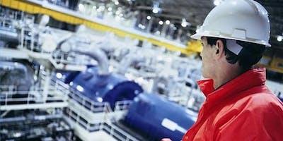 Curso de Manutenção em Máquinas e Equipamentos Industriais