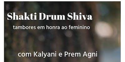 Shakti Drum Shiva