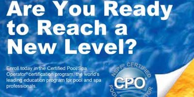 Certified Pool Operator Course NSPF approved