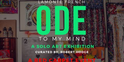 AN ODE TO MY MIND - A SOLO ART EXHIBITION