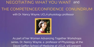The Competence/Confidence Conundrum with Dr. Nancy Wayne