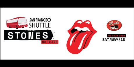 The Rolling Stones Levi's Stadium Shuttle Bus tickets