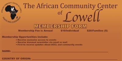 THE ACCL Membership
