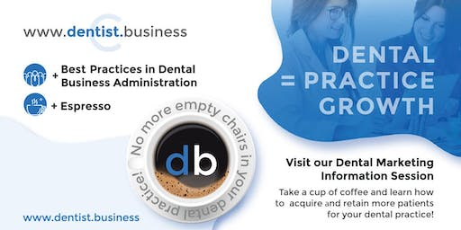 Montreal Dental Marketing Information Session