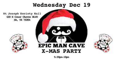 Man Cave X-Mas Party