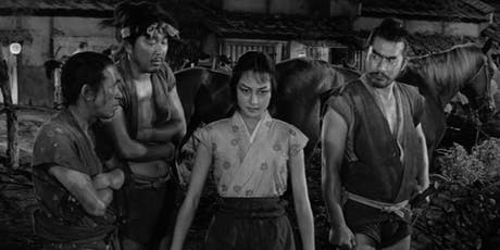 35mm Akira Kurosawa's THE HIDDEN FORTRESS at the Vista, Los Feliz tickets
