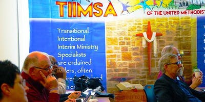 Transitional Intentional Interim Ministry Specialists Gathering Nashville 2019