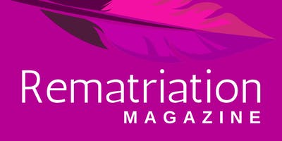Rematriation Magazine Official Launch Party!