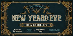 A Whitechapel New Year's Eve