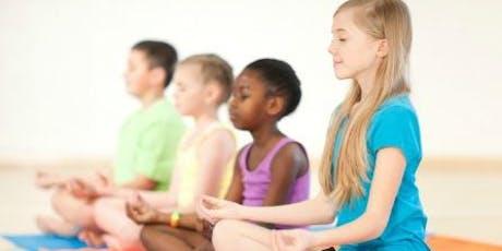Kids Crystal Bowl Guided Meditation tickets