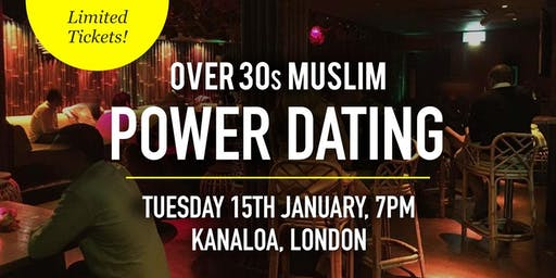 Muslim speed dating event london