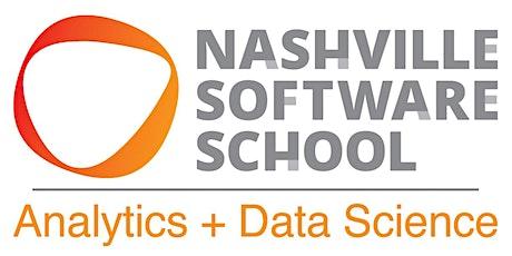 Nashville Software School Info Session: Analytics + Data Science tickets