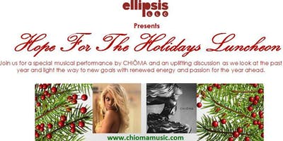 Special Performance by CHIÕMA at Hope For The Holidays Event