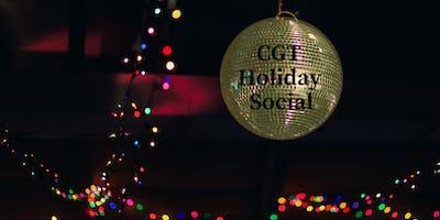 Camp Goodtimes Volunteer Holiday Social!