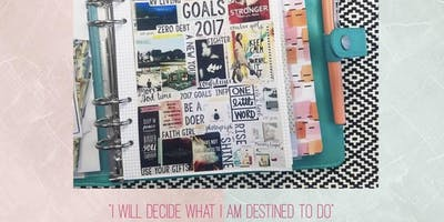 D3 Mini-Workshop and Vision Board Party