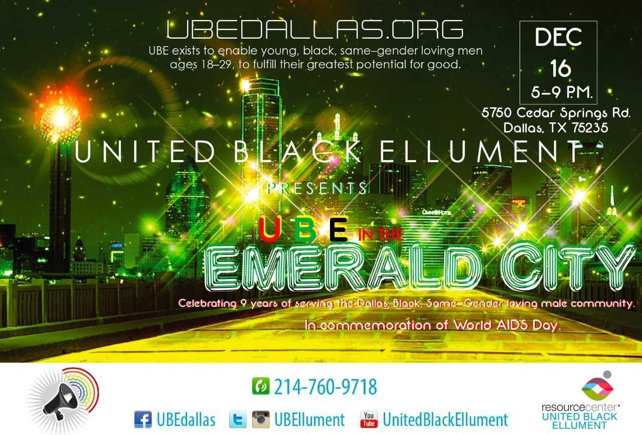 UBE In The Emerald City (UBE's 9th Anniversar