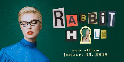 """Mindy Gledhill - """"Rabbit Hole"""" Album Release Concert // with Nymph"""