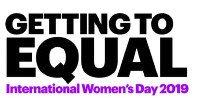 Getting to Equal - International Women\