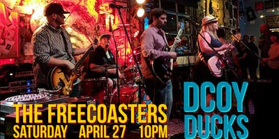 The Freecoasters at D Coy Ducks in Holmes Beach, FL
