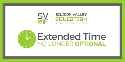 Extended Time: No Longer Optional Forum