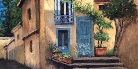 Intermediate Pastel Painting tickets