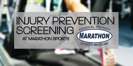 Evening Sessions with Marathon PT tickets