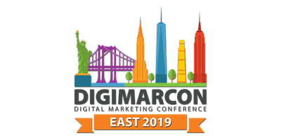 DigiMarCon East 2019 - Digital Marketing Conference