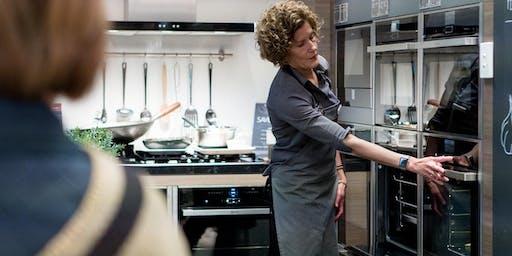 NEFF Pre purchase cooking demonstration @ Spartan - Torrensville