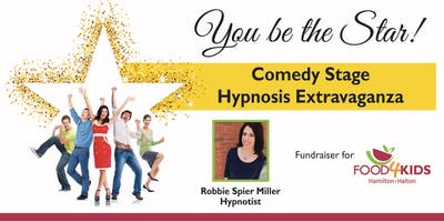 2nd Annual Comedy Stage Hypnosis Food4Kids Fundraiser