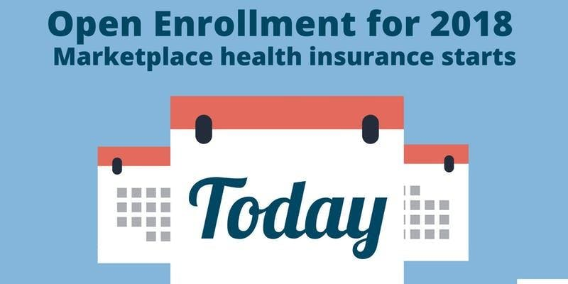 Affordable Care Act - Open Enrollment