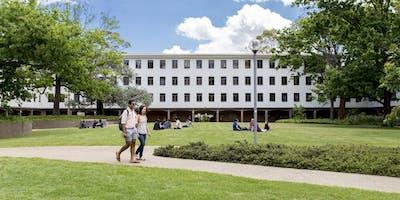 ANU Orientation Campus Tour
